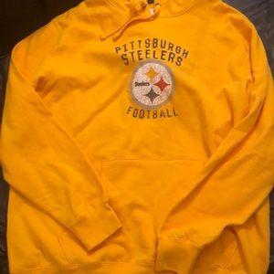 Xl nfl Steelers hoodie